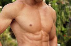 8 простых упражнений для плоского живота.