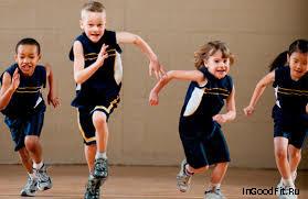 Фитнес тест для детей