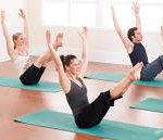 пилатес упражнения для ума и тела.