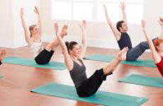 Пилатес упражнения для ума и тела