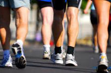 Активная ходьба как занятия фитнесом.