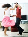 Польза танцев для здоровья.