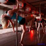 сексуальный фитнес. пол дансинг