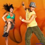 Современный фитнес и сексуальность. Зумба