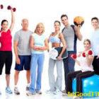 Фитнес упражнения для начинающих