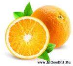продукты для сердца. апельсины