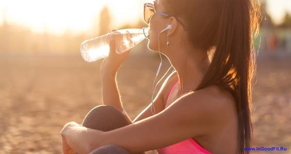 как уменьшить аппетит чтобы похудеть_пить больше воды