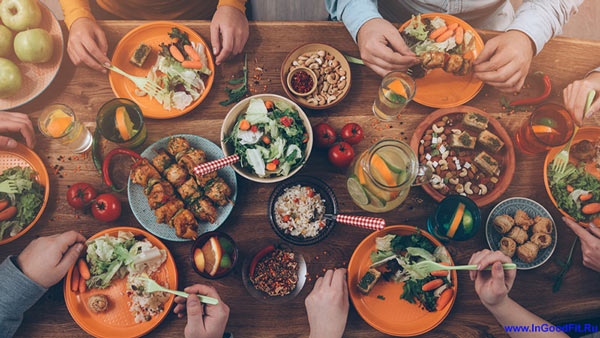 как уменьшить аппетит чтобы похудеть_ есть в кухне