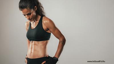 Снижение веса тела.Мышцы играют большую роль