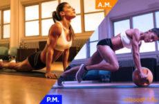 Польза или вред: две тренировки в день