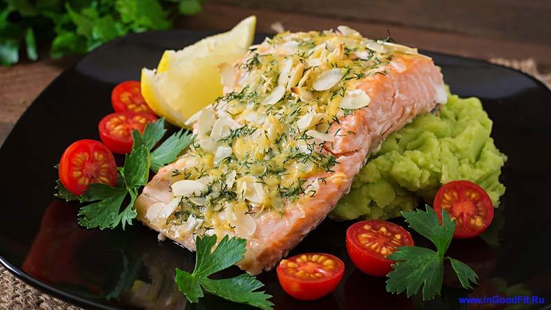 продукты,ускоряющие обмен веществ. лосось