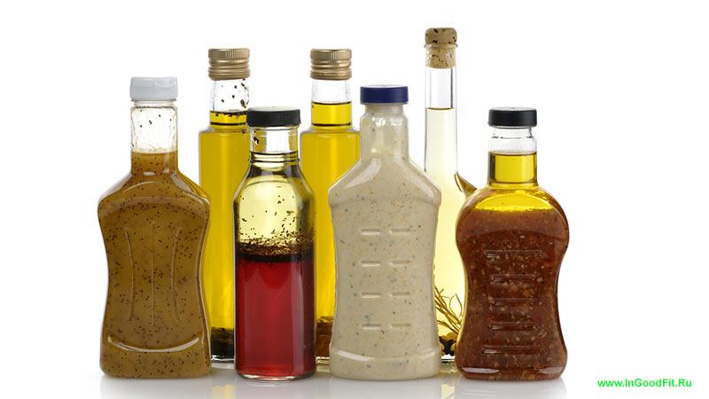 продукты содержащие натрий. приправы для салатов