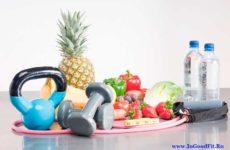 Фитнес питание: Руководство для начинающих
