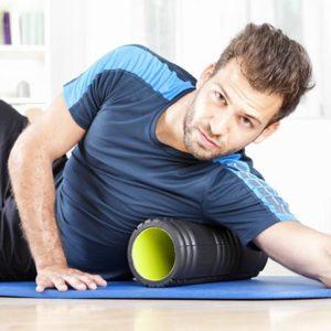 Массажный валик для фитнеса: Что это такое и как его применять