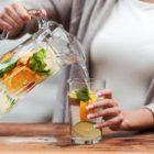 Что такое сжигающая жир детокс вода и как ее приготовить