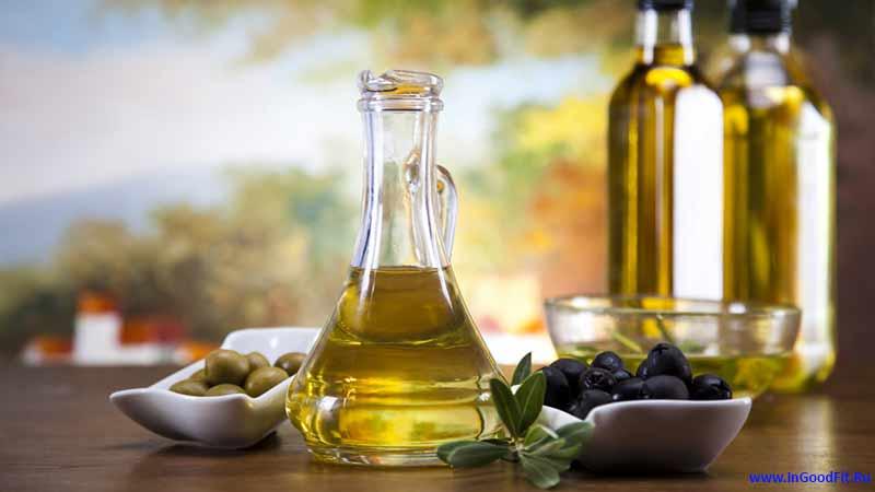 лучшее растительное масло. Оливковое