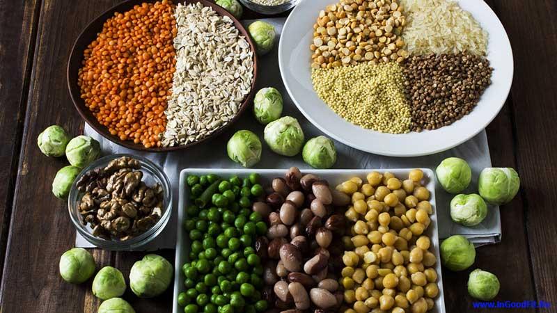 веганская диета для похудения. белок для веганов