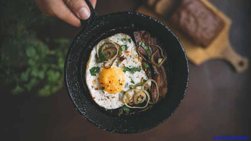 пищевые источники белка. Яйца