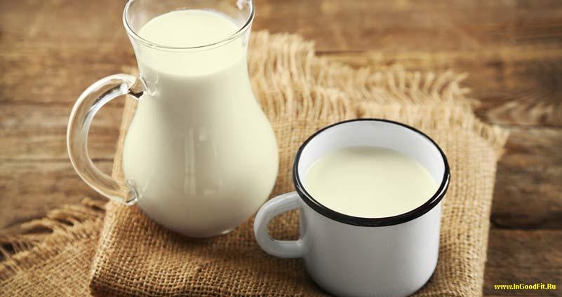 правильное питание для набора мышечной массы. органическое молоко