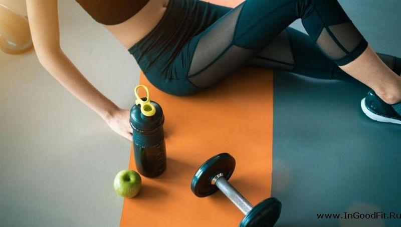 Утренняя тренировка на голодный желудок
