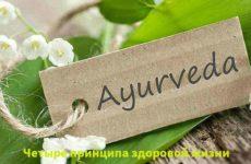 Аюрведа и здоровье: Четыре способа для каждого получить пользу