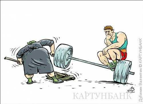 фитнес юмор_ бабушка бодибилдер