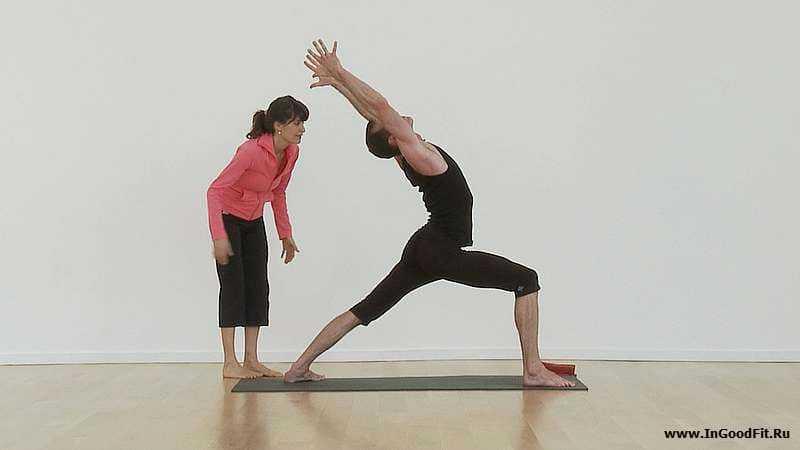 восстановительная йога для спортсменов