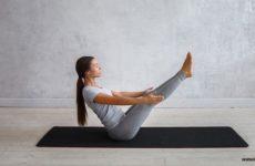 Что может дать йога для пресса или шесть лучших поз для мышц живота