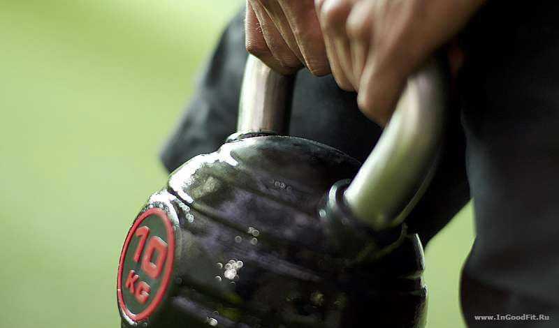 польза гири в тренировках