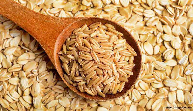 цельное зерно в средиземноморской диете