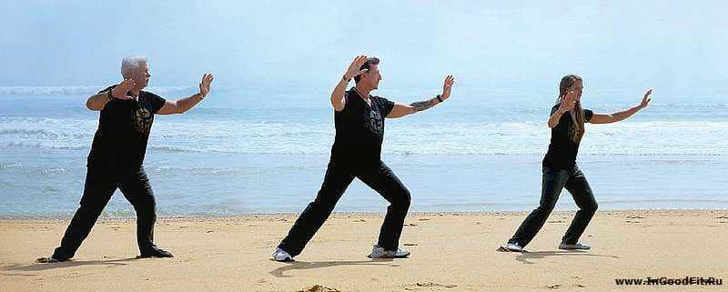 уроки гимнастики тай чи для начинающих