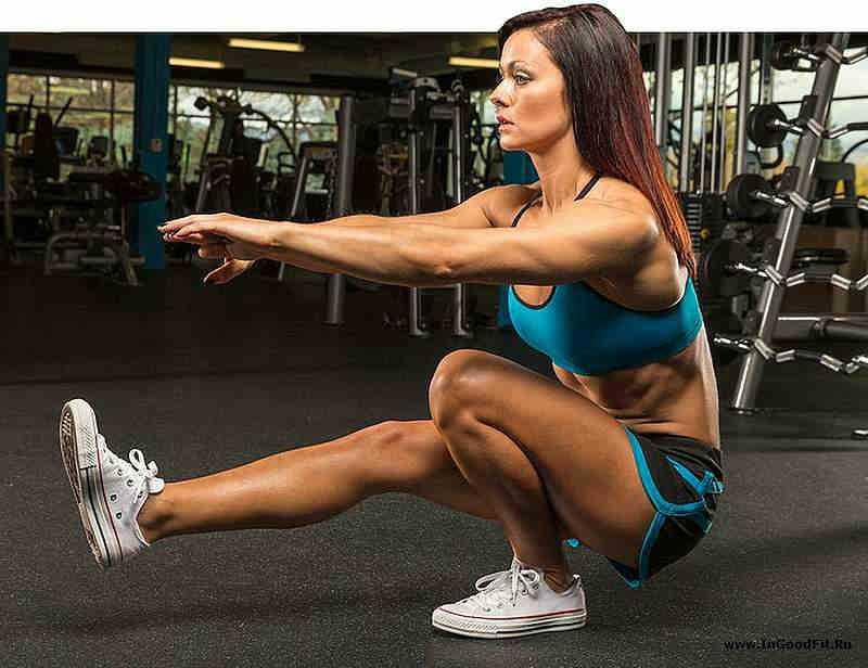 базовые упражнения калистеники