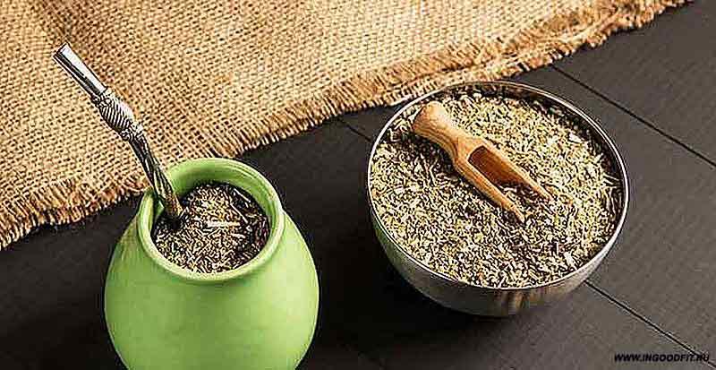 матэ чай