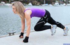 Насколько полезно и как делать правильно упражнение Альпинист