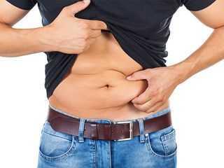 25 процентов жира в организме