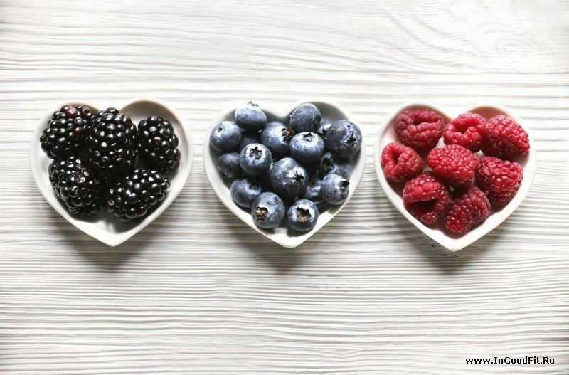 самые полезные ягоды на вашем столе