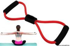Эффективные упражнения с резиновым эспандером для дома