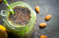 Как готовить семена чиа для приема пищи?