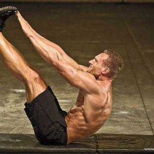 Кроссфит дома для мужчин: десять эффективных тренировок