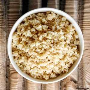 Крупа киноа: как приготовить вкусно и правильно