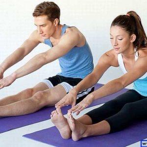 Упражнения на гибкость в тренировках.