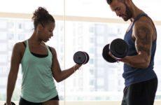 Как накачать грудные мышцы даже без тренажерного зала