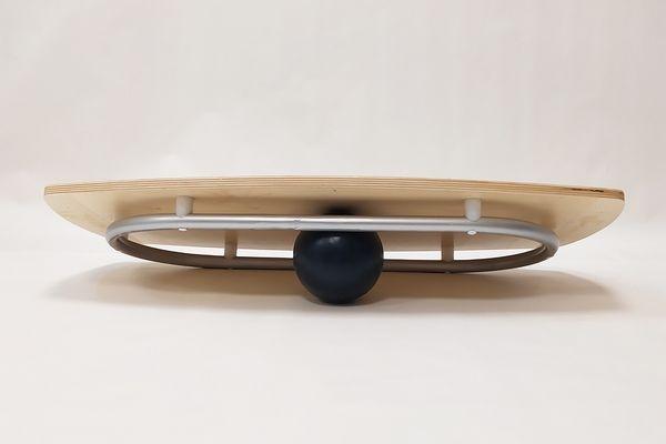 доска для баланса на шаре