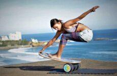 Упражнения на баланс борде: советы и тренировки